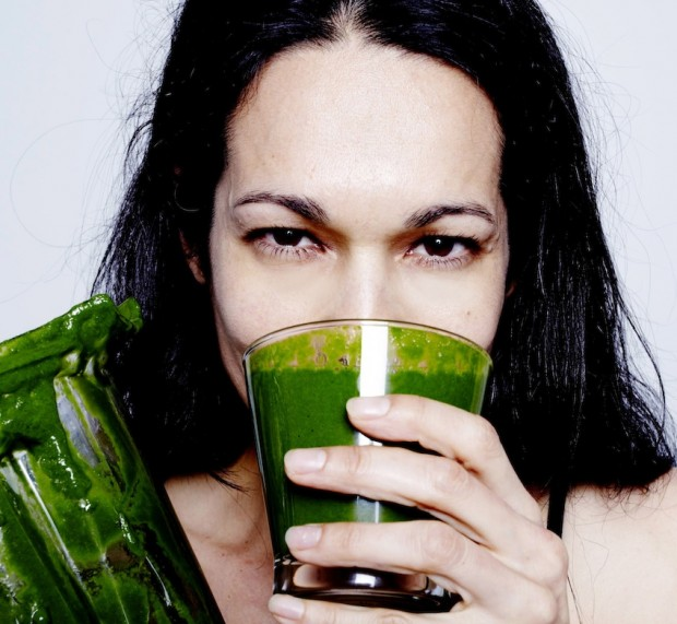 The Blender Girl Green Smoothies PIC POST