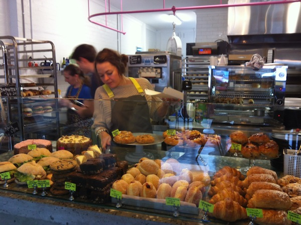CANDIED BAKERY COUNTER
