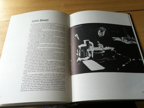 John Street book