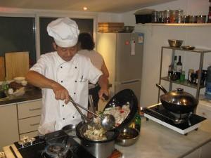 Chef Black Sesame