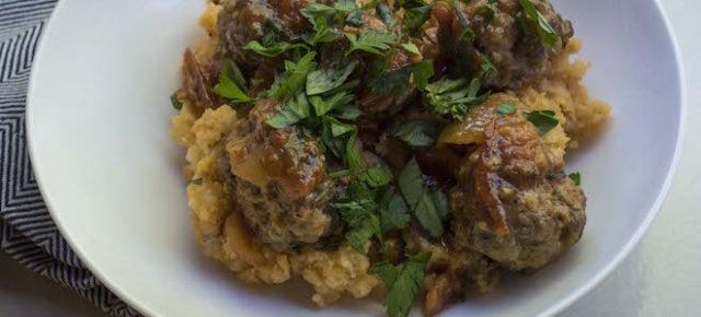 Home Chefs #1 - Chorizo Meatballs