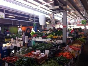 Dandenong Market Asian stall