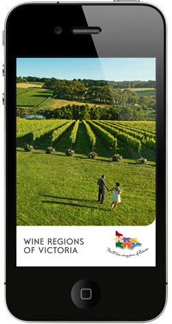 Vic Wineries Guide app