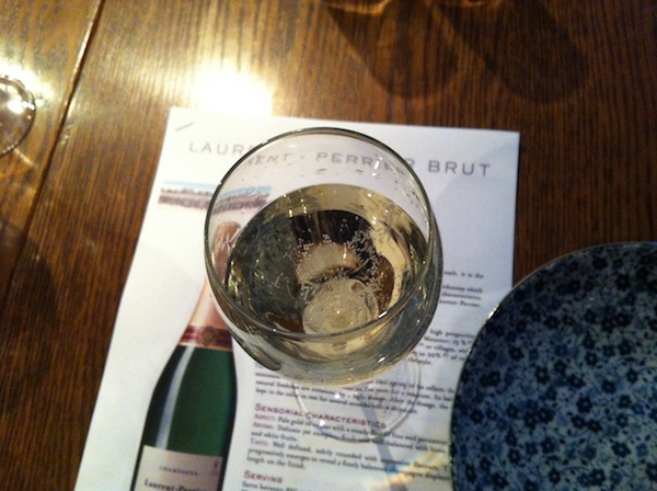 TASTE OF MELB LAURENT PERRIER SHOT