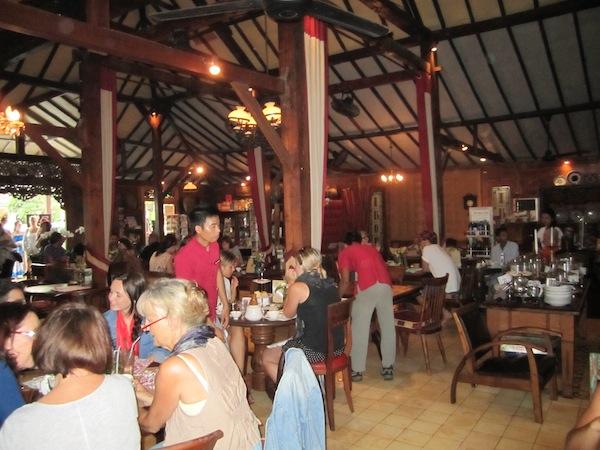 Biku Tea house Bali