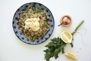 Safari Living Decisive cravings Quinoa salad recipe