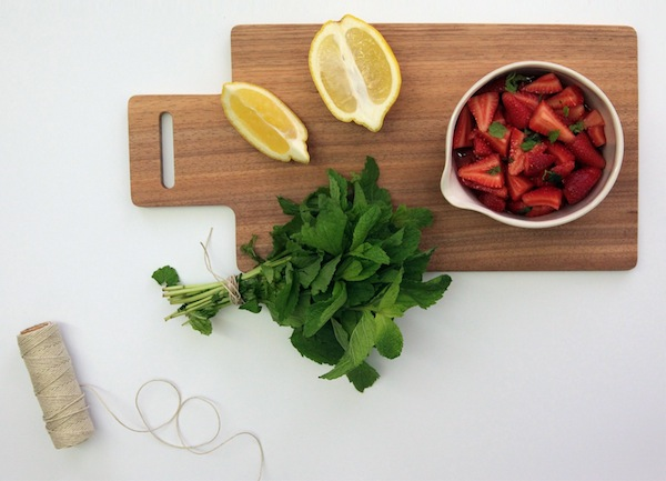 Safari Living Decisive cravings Strawberry Salad recipe