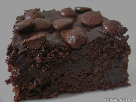 COCONUT CHOC BROWNIE HBR