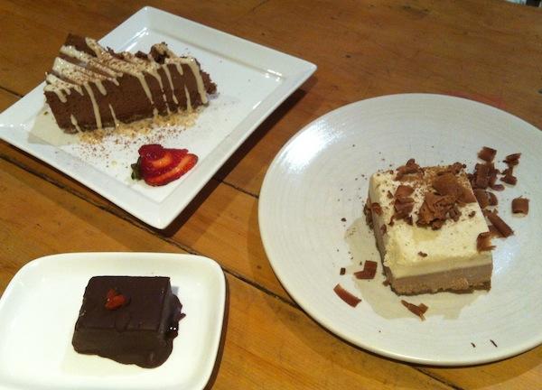 Dessert Platter Yongs Green Food Raw Guide Decisive Cravings