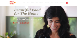 Relish Mama Cooking classes raw and vegan guide