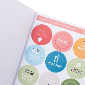Decisive Cravings Kikki K Foodie Gifts_diy_sticker_book_multi_2