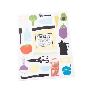 Decisive Cravings Kikki K Foodie Gifts_diy_sticker_book_multi_hero