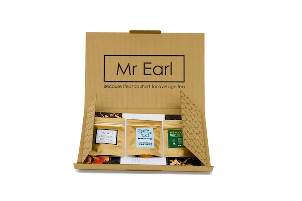 Mr Earl Tea shot of box