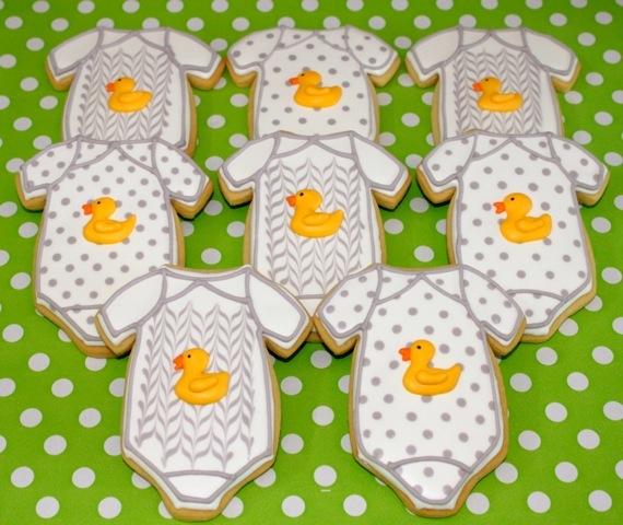 Decisive Cravings and Miss Biscuit Duck Onesie