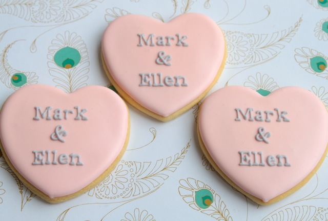 Decisive Cravings and Miss Biscuit Heart Monogram