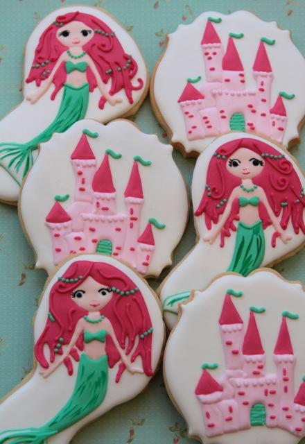 Decisive Cravings and Miss Biscuit Mermaids