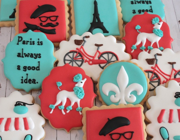 Decisive Cravings and Miss Biscuit Paris