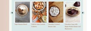 Loving Earth recipes