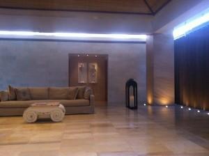 Mulia Bali Spa foyer