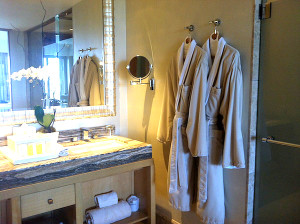 Mulia Bali bathrobe edited