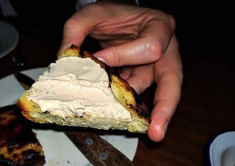 The Last Jar smoked mackerel pate on soda bread edited
