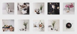 Food Stories Instagram screenshot
