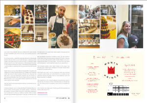GRAM MAGAZINE ISSUE 49 MELB CHOCOHOLIC TOURS