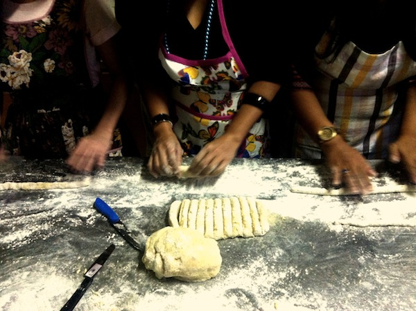 Gnocchi production line 2 final