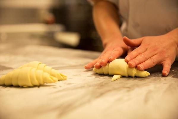 MCEC making croissants