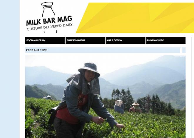Press Jen Curcio Milkbar Mag