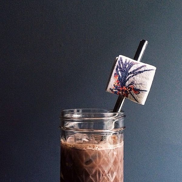 Boomf shake straw