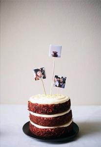 Boomf triple layer cake