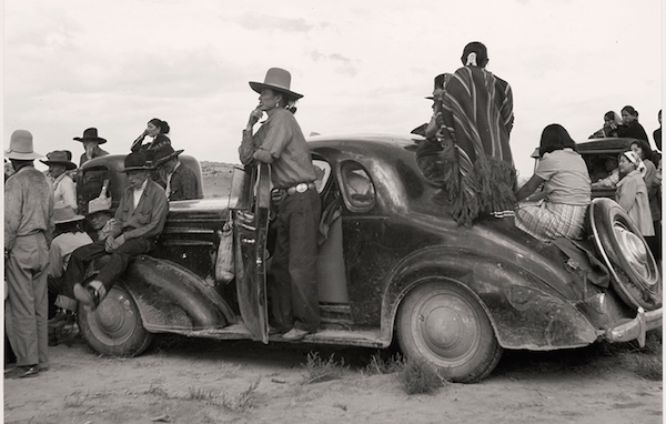Image by B Anthony Stuart - New Mexico 1941