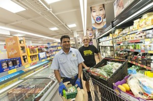 OzHarvest at Aldi