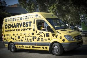 OzHarvest truck