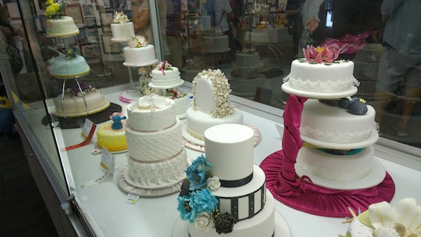 Royal Melb Show Cake Hall pretty