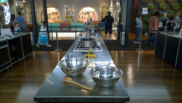 Royal Melb Show Masterchef kicthen utensils