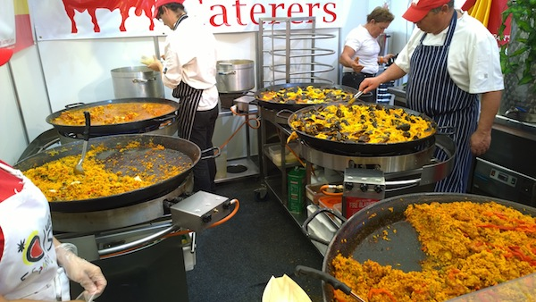 Royal Melb Show Paella