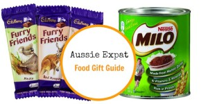 Aussie Expat Food Gift Guide  cover