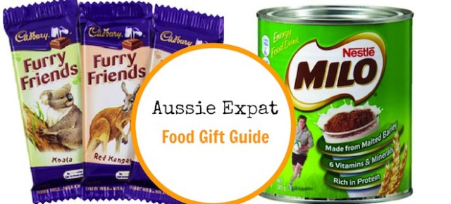 Food Gifts for Aussie Expats