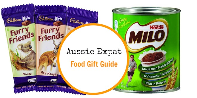 Food Gifts for Aussie Expats cover