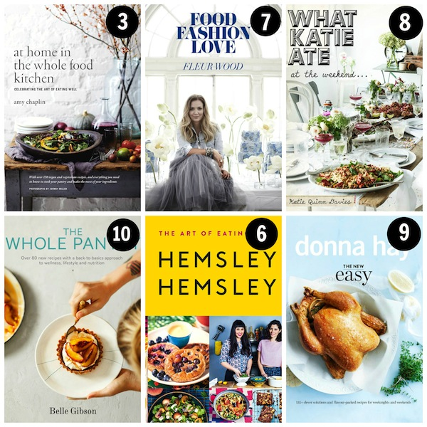 Christmas Cookbook Gift guide x Bookworld
