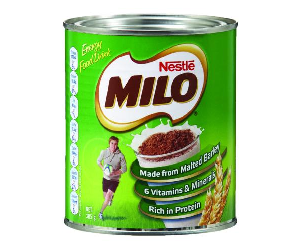 Food Gifts for Aussie Expats Milo