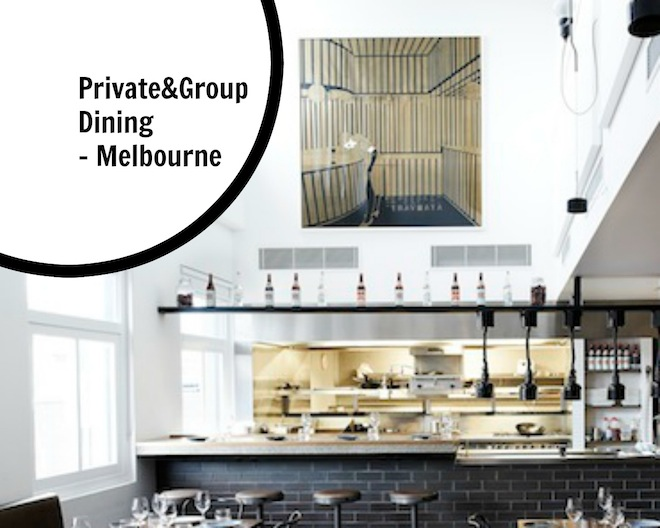 Private and Group dining cover 2