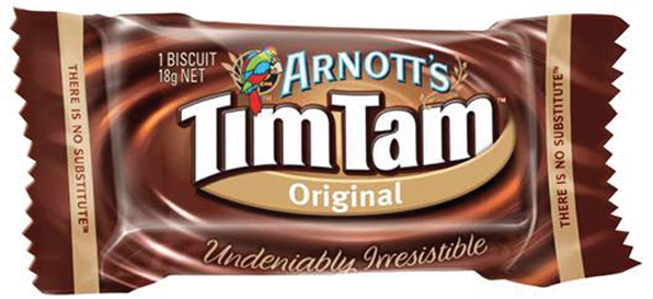 Food Gifts for Aussie Expats Tim Tams
