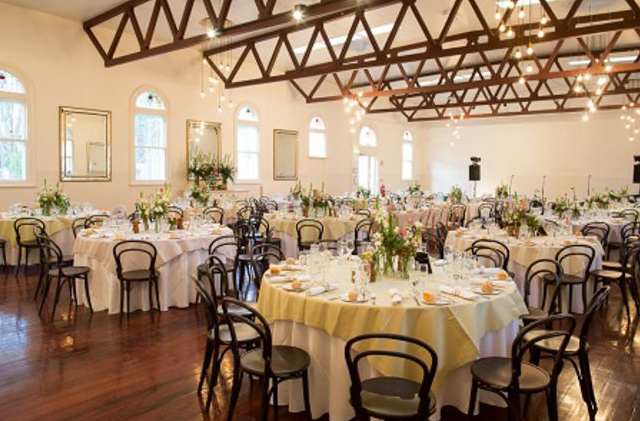 Function and Event Spaces Melbourne Rosina Function Space Abbotsford Convent