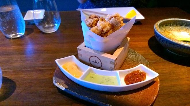 Sake Restaurant Chicken Karage