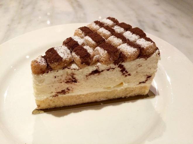 Bistro Garcon rare cheesecake