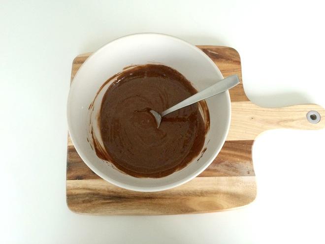 Chocolate Beetroot Cake Chocolate and Coconut Cream Ganache