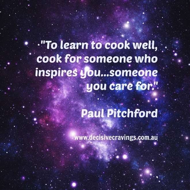 Cook Well Quote